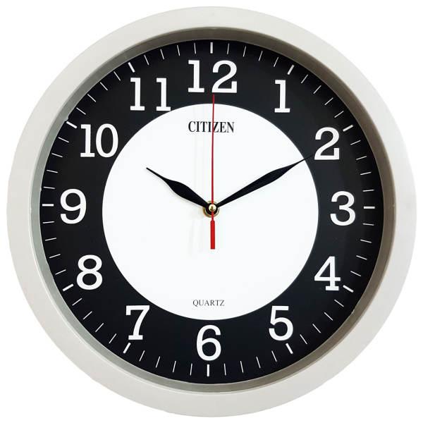 ساعت دیواری مدل زبرا کد 153154